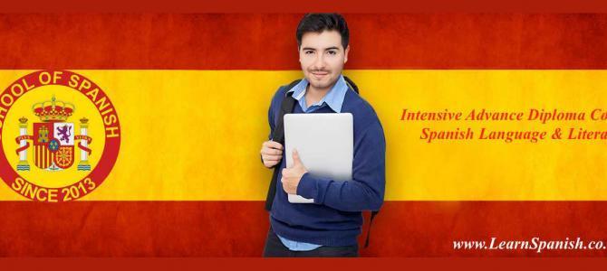 Viva Español, Aprenda Español, Sea Español Header 1