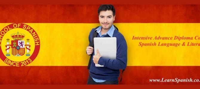 Spanish classes in Delhi